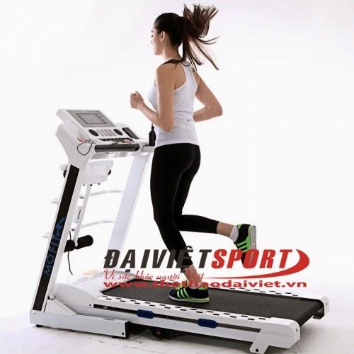 Maysmays chạy bộ giúp giảm cân hiệu quả